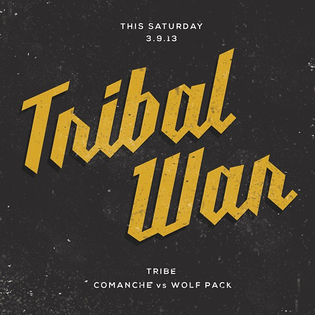 Tribal War