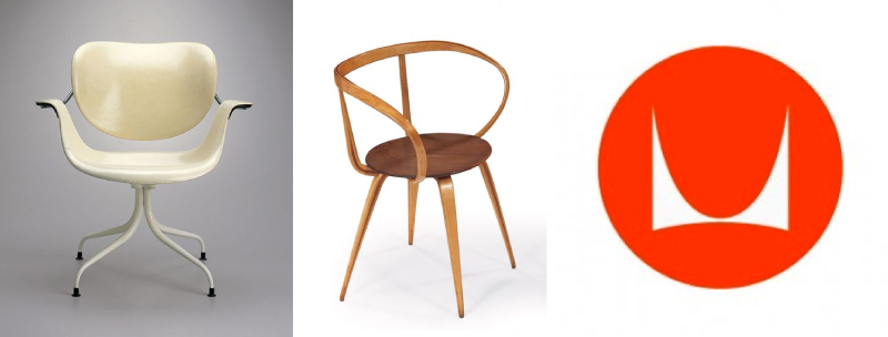 Eames era Herman Miller Chairs